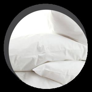photo de plusieurs oreillers
